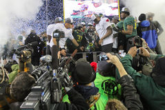 12 2011年冠军赛pac 免版税库存图片