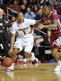 12 2011 ncaa баскетбола действия Стоковые Изображения RF