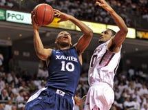 12 2011 ncaa баскетбола действия Стоковые Фото
