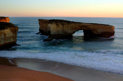 12 apóstoles, gran camino del océano Foto de archivo