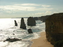 The 12 aposals in Australia Stock Image