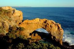 12 Apostel, große Ozean-Straße, Victoria, Australien Stockbild