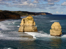 12 Apostle, Great Ocean Road Royalty Free Stock Photos