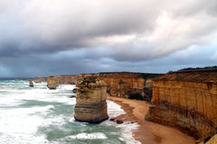 The 12 Apostles. Royalty Free Stock Image