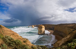 12 Apostles Royalty Free Stock Photos