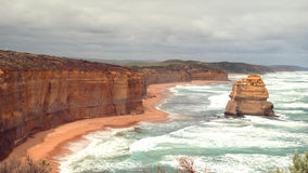 The 12 apostles Stock Photo