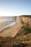 12 Apostles Great Ocean Road Melbourne Australia Royalty Free Stock Image