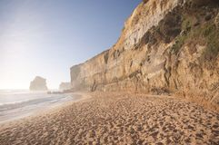 12 Apostles Great Ocean Road Melbourne Australia Royalty Free Stock Photography