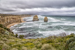 The 12 Apostles-HDR 1 Stock Photography