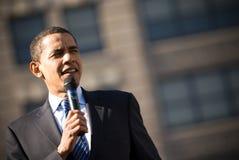 12 baracka Obamy Obrazy Stock