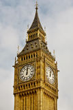 12 on Big Ben Royalty Free Stock Image