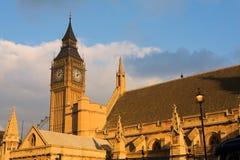 12 Big Ben Στοκ εικόνες με δικαίωμα ελεύθερης χρήσης