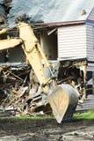 12 building demolition Στοκ εικόνα με δικαίωμα ελεύθερης χρήσης
