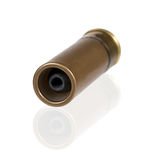 12 caliber bullet cartridge Stock Images
