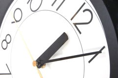 12 clock Royalty Free Stock Photos