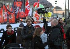 12 copenhagen декабрь Стоковое Фото