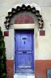 12 dörr france Arkivbilder