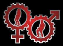 12 ebm logo Zdjęcie Royalty Free