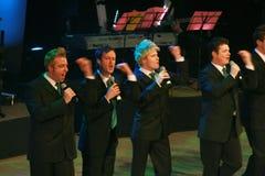 12 irländska tenorer Royaltyfri Fotografi