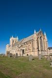 12. Jahrhundert-Englisch-Kirche Stockfotografie