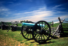 12 kanon pund napoleon Royaltyfri Bild