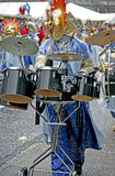 12 karnevalschweizare Royaltyfri Bild