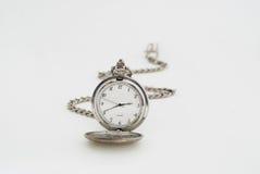 12 kieszonkowy zegarek Obrazy Stock