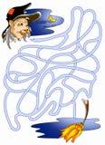 12 labirynt ilustracji
