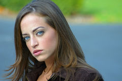 12 młode kobiety Obraz Royalty Free