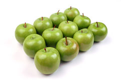 12 manzanas Imagen de archivo