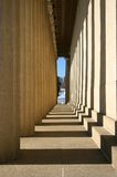 12 parthenon tennessee Royaltyfri Foto