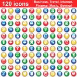 120 inställda symboler