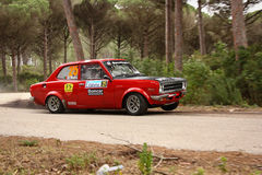 1200 2012 vidreiro ралли datsun Стоковое Изображение RF
