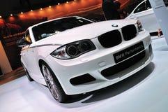 120i bmw hatchback zdjęcia royalty free