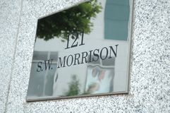 121 interruttore Morrison Fotografie Stock Libere da Diritti
