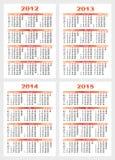 1215 ημερολογιακό έτος του Στοκ Φωτογραφίες