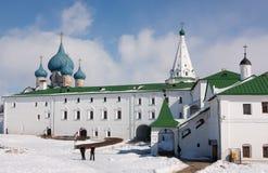 1222 1225 rozhdestvenskiy寺庙 免版税库存图片