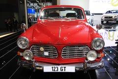 123汽车经典gt volvo 库存图片