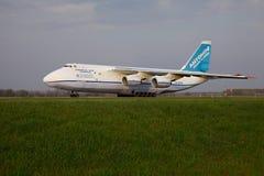 An-124 Immagini Stock Libere da Diritti