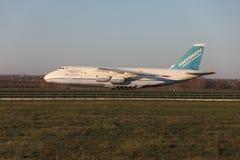 An-124 Photographie stock libre de droits
