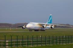 An-124 Foto de archivo libre de regalías