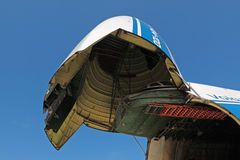 An-124 Ruslan Photographie stock