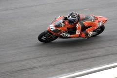 125cc cluzel朱尔斯motogp 图库摄影