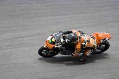 125cc Enrique jerez motogp Στοκ Εικόνες