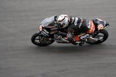 125cc motogp尼古拉斯terol 免版税图库摄影