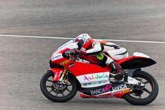 125cc oliveira του Miguel motogp πειραματικό Στοκ Εικόνες