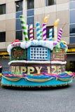 125th улица парада joburg масленицы дня рождения Стоковое Изображение