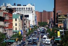 125th улица nyc s harlem Стоковое фото RF