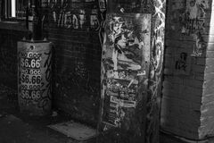 126 no god $6.66-vancouver-gastown-xe2-zeiss35-2-20150615-DSCF6546-Edit.jpg Royalty Free Stock Images