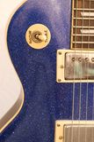 1263电吉他 库存图片